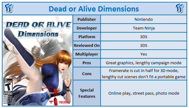 dead_or_alive_dimensions_3ds_review