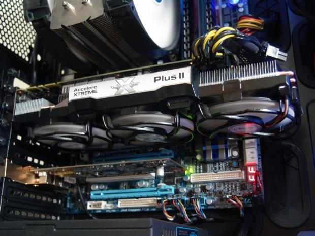 Arctic Cooling Accelero Xtreme Plus II VGA Cooler Review