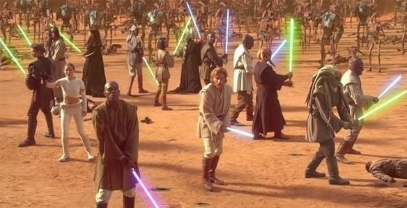 Star Wars Episode II Attack of Clones