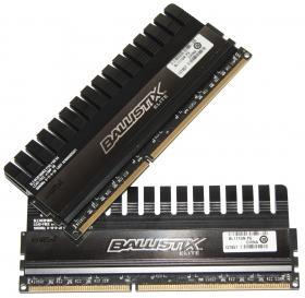 Crucial Ballistix Elite PC3-14900 8GB Kit Review
