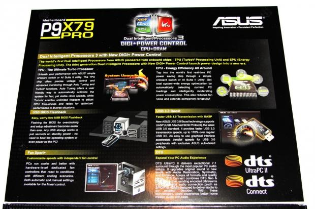 ASUS P9X79 Pro and Deluxe (Intel X79) Motherboard Preview