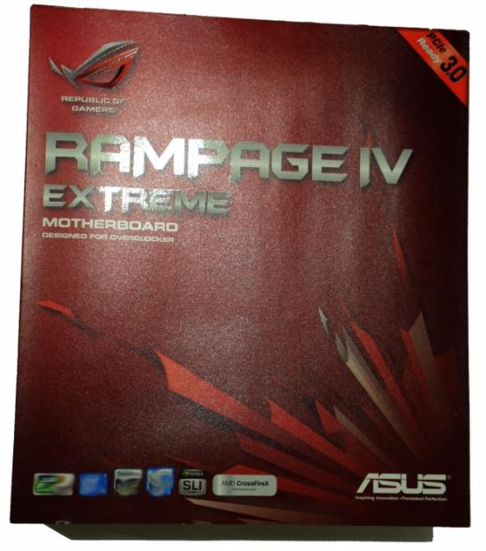 ASUS Rampage IV Extreme (Intel X79) Motherboard Preview