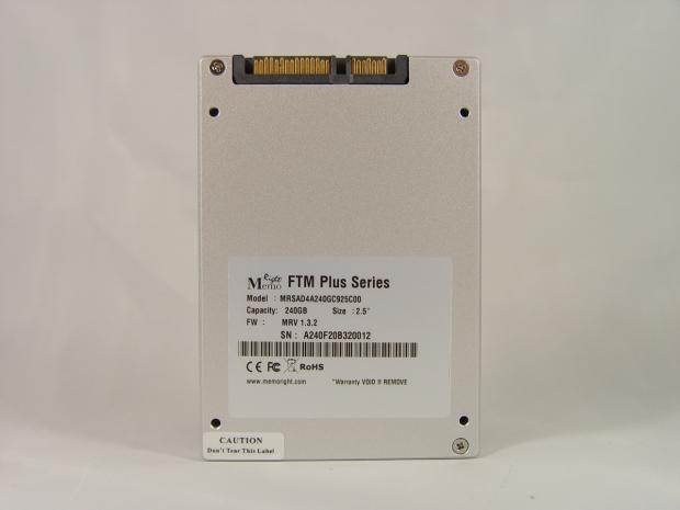 MemoRight FTM Plus 240GB Solid State Drive Review