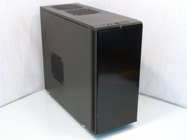 Fractal Design Define R3 USB 3.0 Black Pearl Mid-Tower Chassis Review