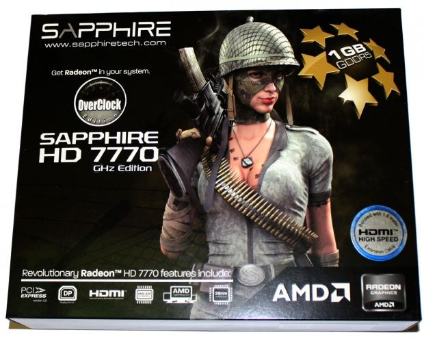 Sapphire Radeon HD 7770 1GB OC Video Cards in CrossFire
