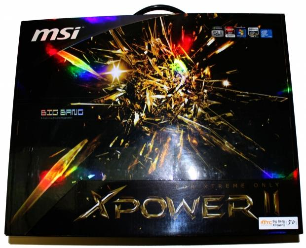 MSI Big Bang XPower II (Intel X79) Motherboard Review