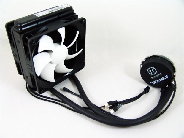 Thermaltake Water2 0 Performer AIO Liquid Cooler Review