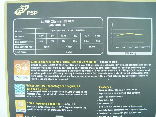 fsp_aurum_xilenser_500_watt_80_plus_gold_power_supply_review