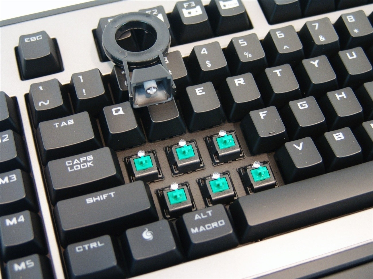 Question - Can change switches of mechanical keyboard? - deskthority