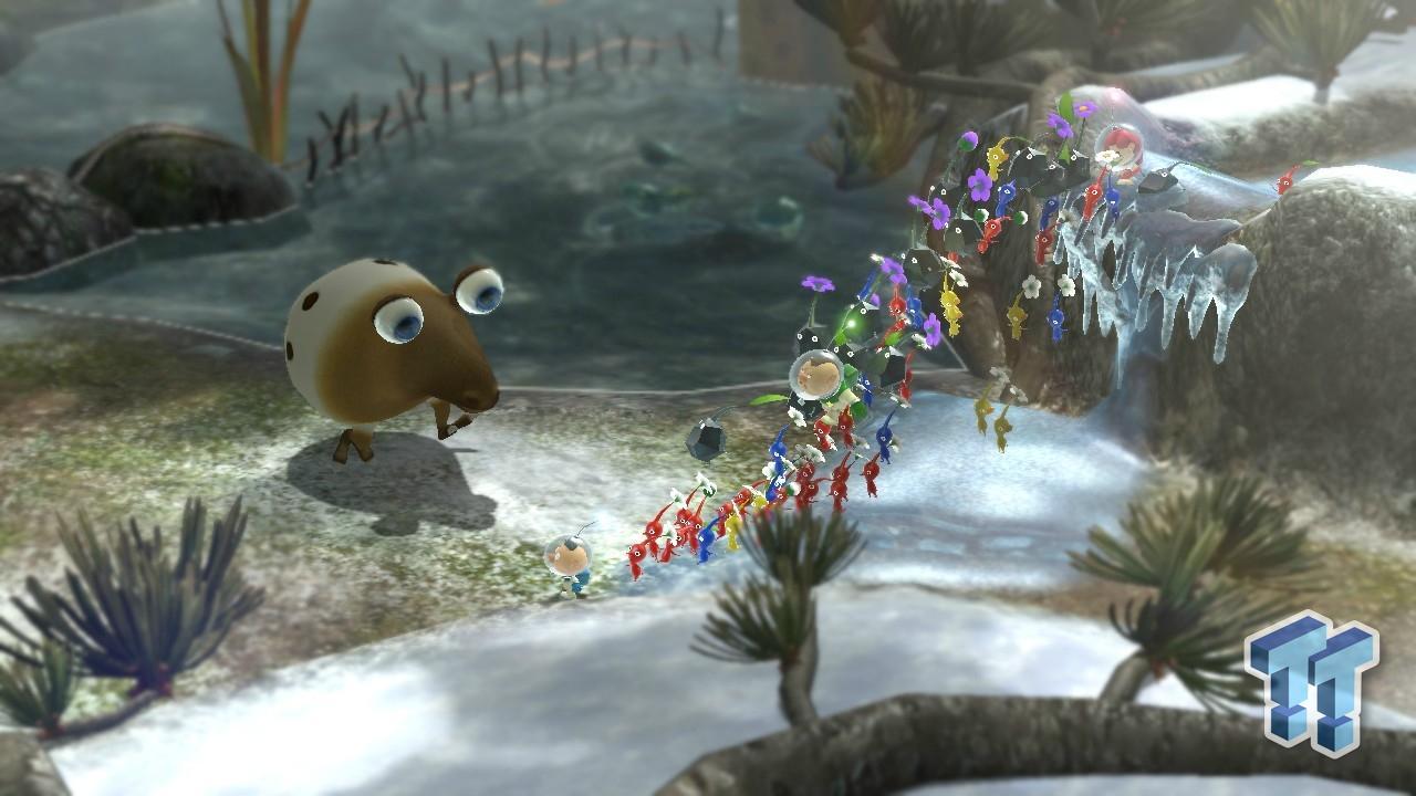 Pikmin 3 Nintendo Wii U Review Tweaktown