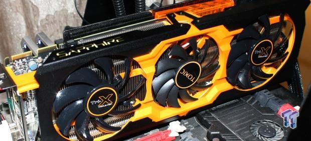 Sapphire Radeon R9 280X 3GB TOXIC Video Card Review