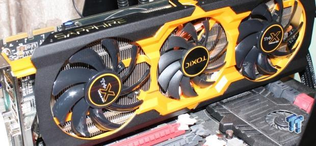 Sapphire Radeon R9 270X 2GB TOXIC Video Card Review