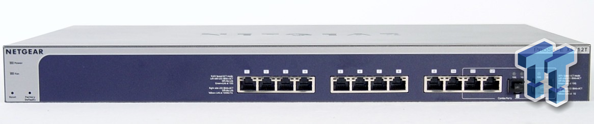 Netgear Prosafe Xs712t L2 10gbe Switch Review Tweaktown