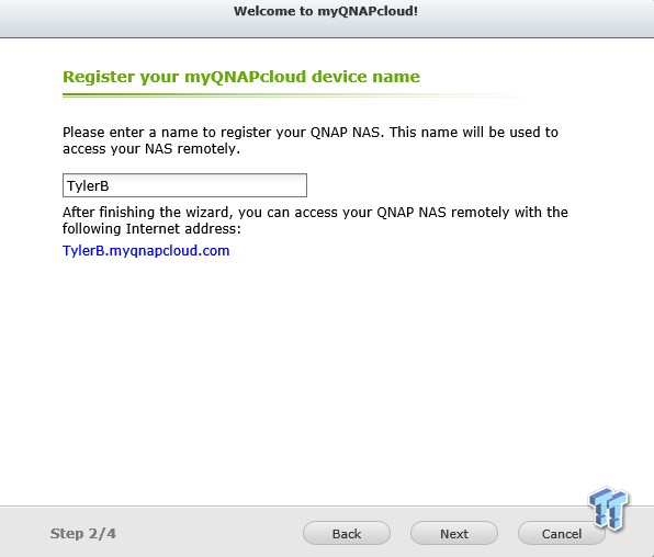 Build your own Cloud with QNAP Network Attached Storage