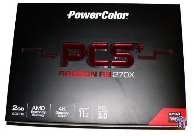 PowerColor Radeon R9 270X PCS+ 2GB Video Card Review