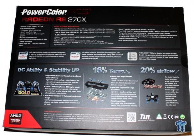 PowerColor Radeon R9 270X PCS+ 2GB Video Card Review