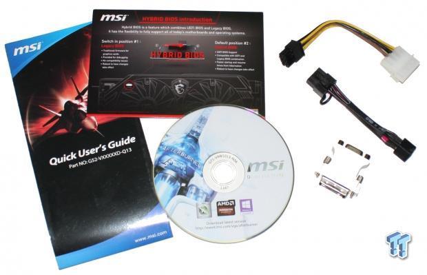 MSI Radeon R9 290X Twin Frozr Gaming OC Overclocked Video