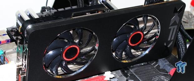 XFX Radeon R9 280X 3GB Double D Black Edition OC Video Card
