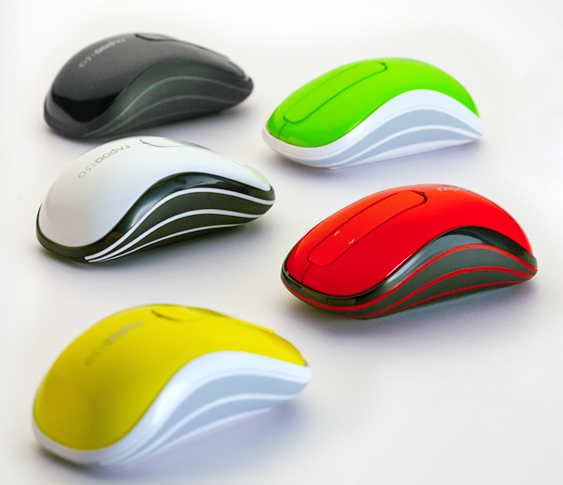 Rapoo T120P Wireless Touch Mouse Review