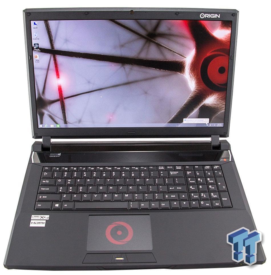 Origin EON17-S Gaming Laptop Review