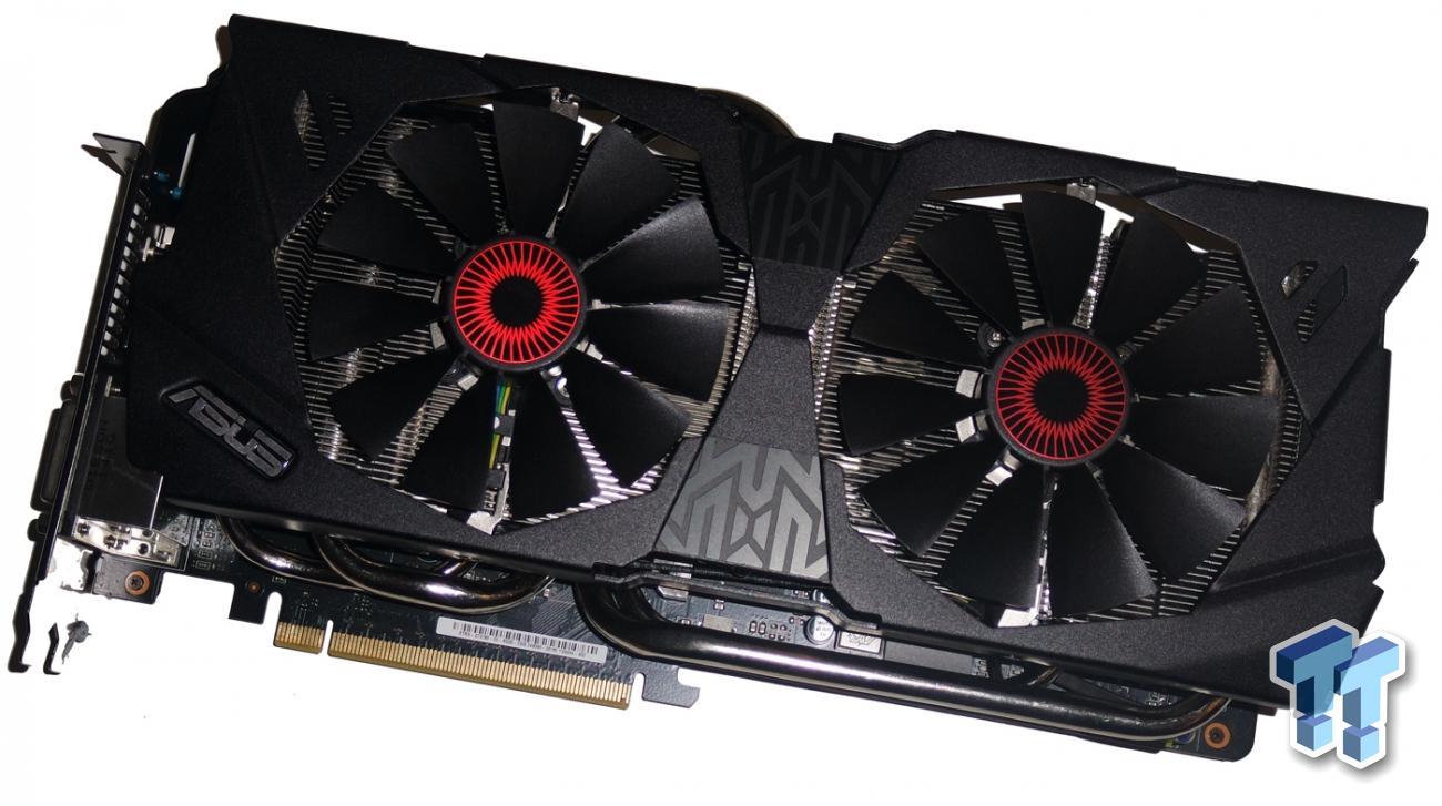ASUS GeForce GTX 780 6GB STRIX OC Video Card Review