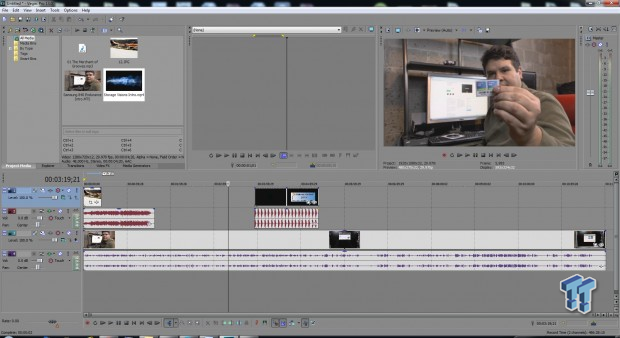 Exploring Sony Vegas Pro 13 Rendering with a VisionTek