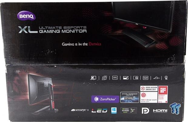 BenQ XL2720Z 144Hz Full HD 27-inch LED Gaming Monitor Review