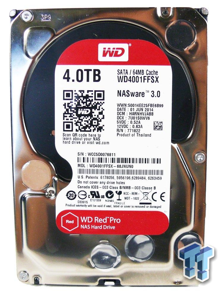 western digital red pro 4tb nas wd4001ffsx consumer hdd review. Black Bedroom Furniture Sets. Home Design Ideas