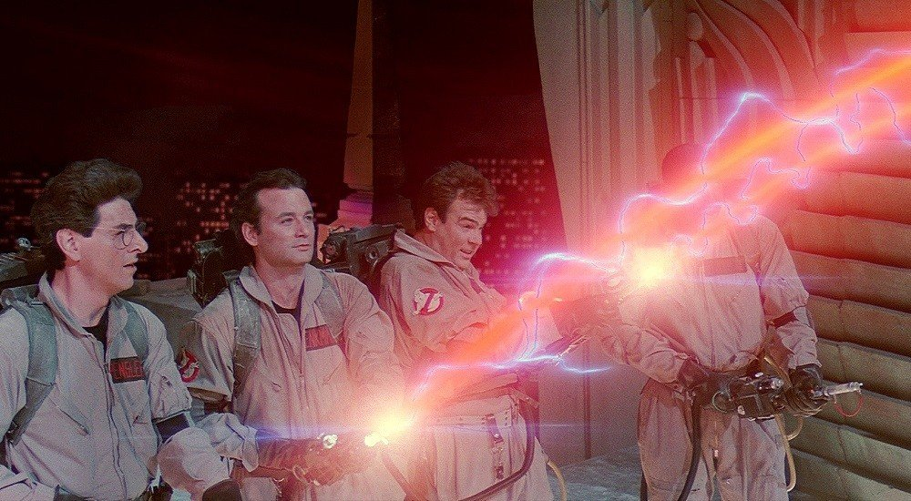 Ghostbusters Stream 1984