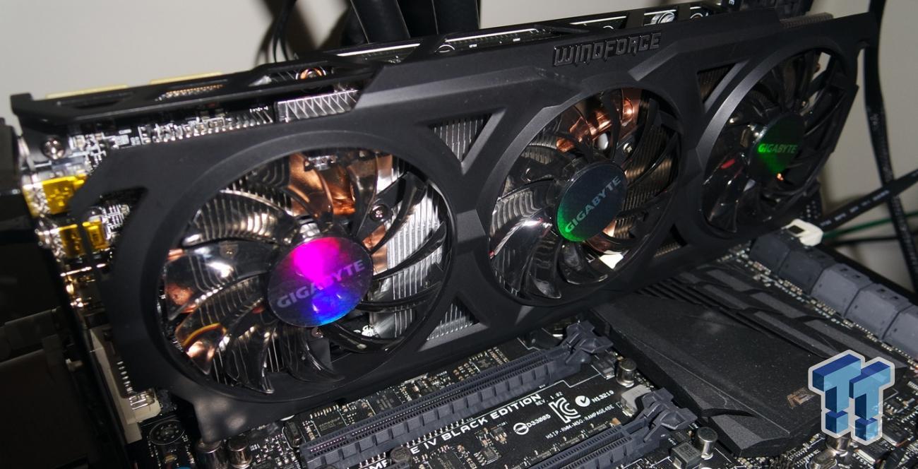 GIGABYTE Radeon R9 280 WINDFORCE 3GB OC Video Card Review