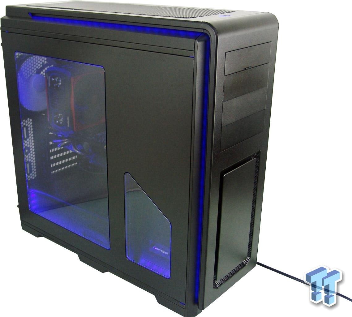 Phanteks Enthoo Luxe Full Tower Chassis Review