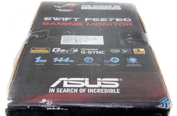 ASUS ROG Swift PG278Q 144Hz G-Sync Gaming Monitor Review