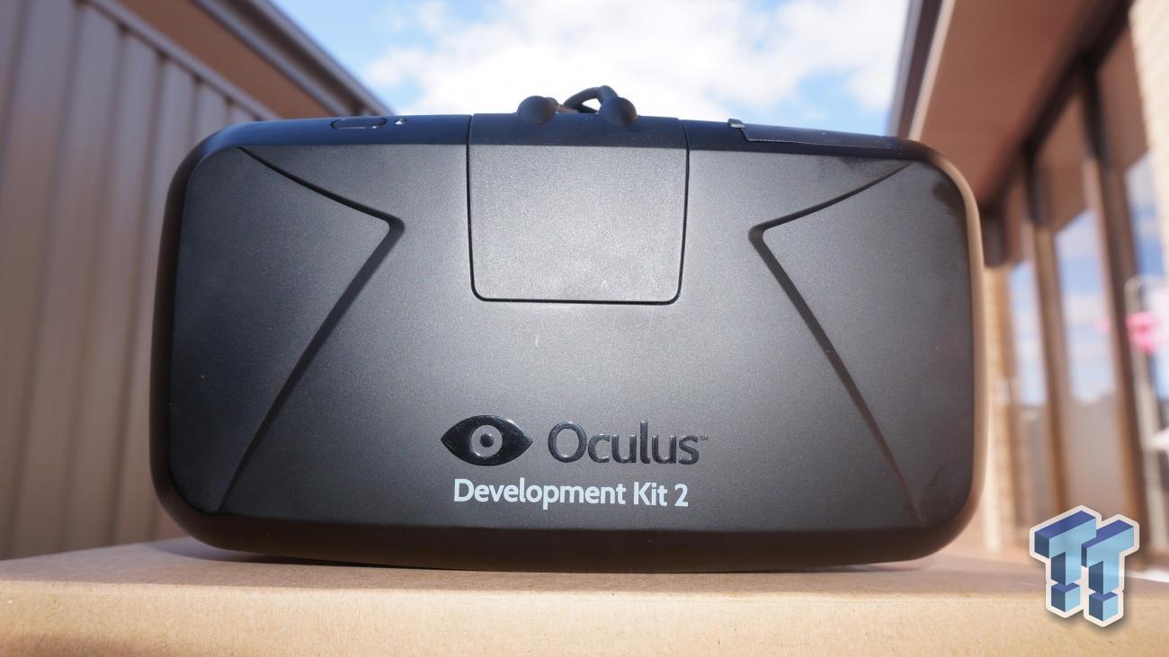 Oculus VR Rift DK2 Unboxing #throughglass and First ...