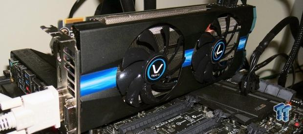 Sapphire Radeon R9 270X 2GB Vapor-X OC Overclocked Video