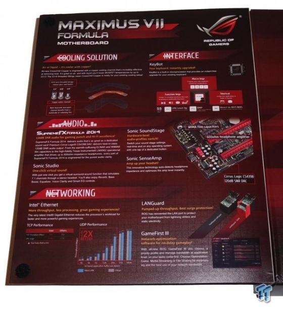 ASUS ROG Maximus VII Formula (Intel Z97) Motherboard Review