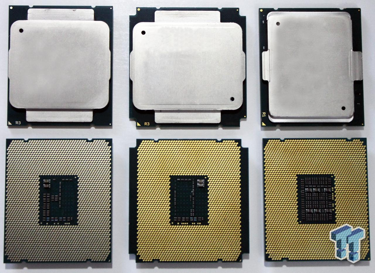 Intel Haswell-EP Xeon E5-2600 v3 Server Family Processor Overview