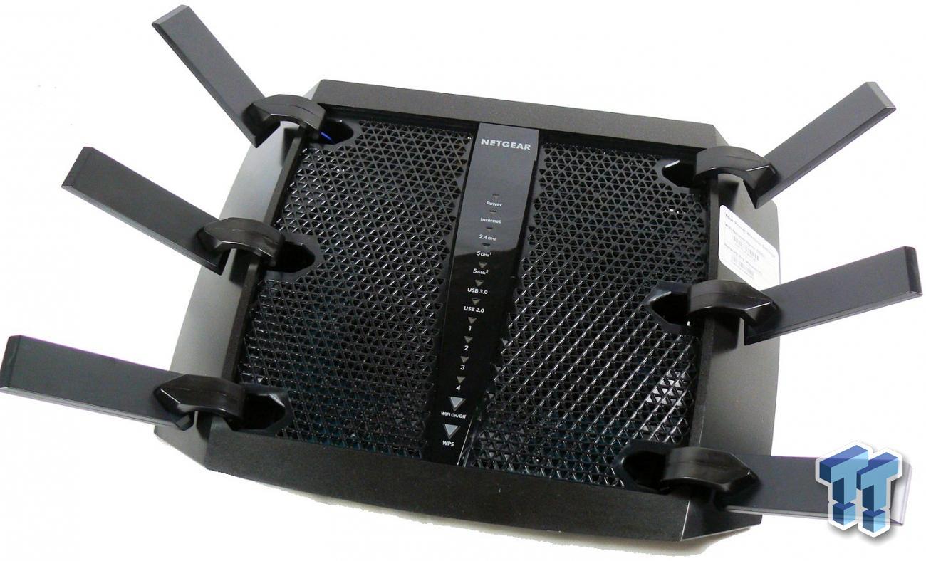 Netgear Nighthawk X6 R8000 Ac3200 Wireless Router Review