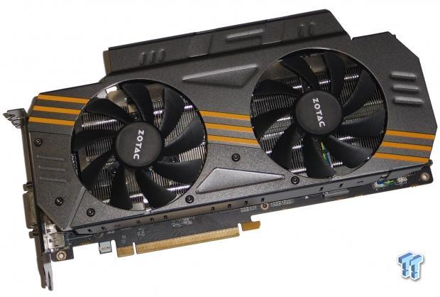 ZOTAC GeForce GTX 980 4GB AMP! Omega Edition OC Video Card