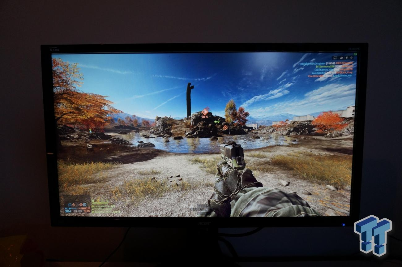 Using The Acer Xb280hk 28 Inch 4k Monitor 4k G Sync Is G