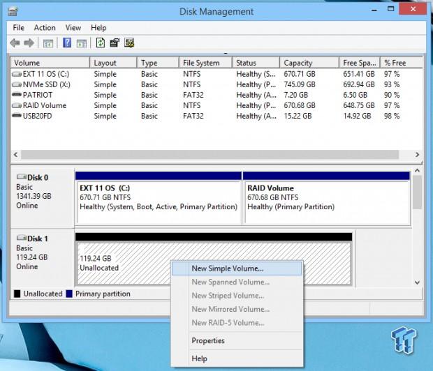 TweakTown's Ultimate Windows SSD Performance Installation Guide