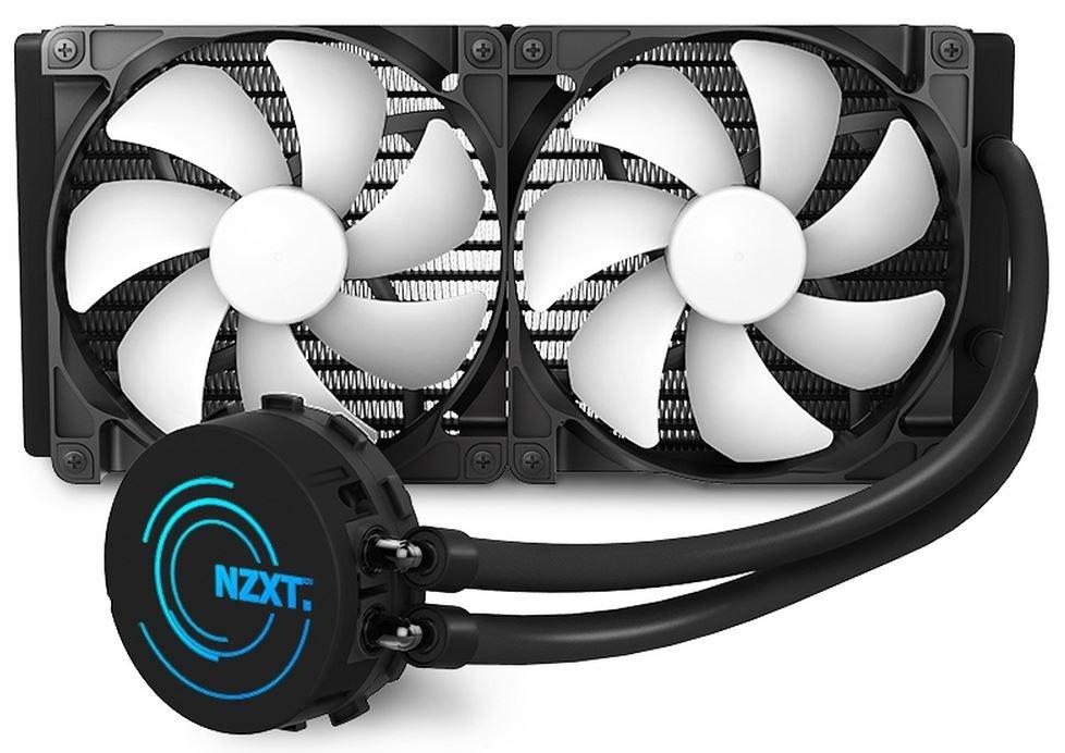 NZXT Kraken X61 280mm AIO CPU Cooler Review