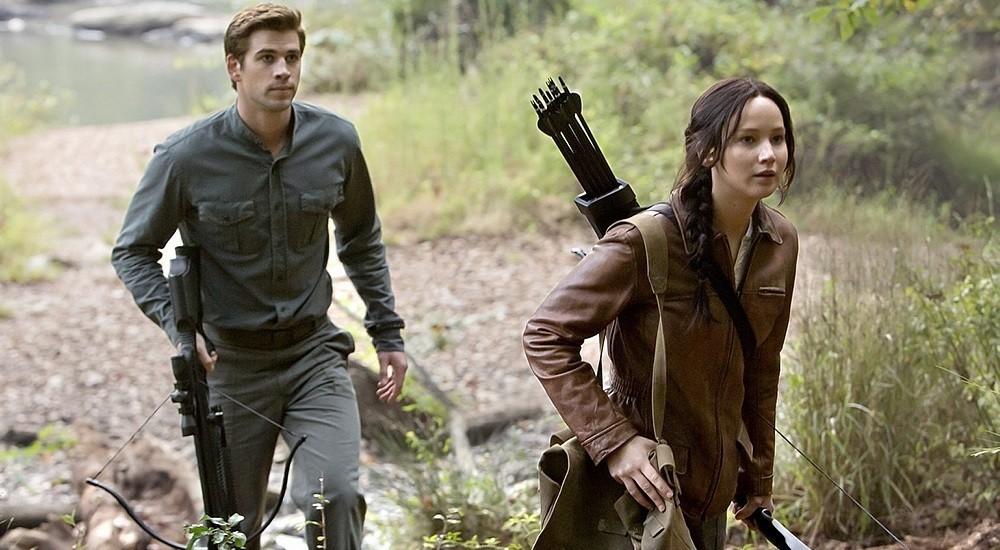 The Hunger Games: Mockingjay - Part 1 (2014) Cinema Movie ...