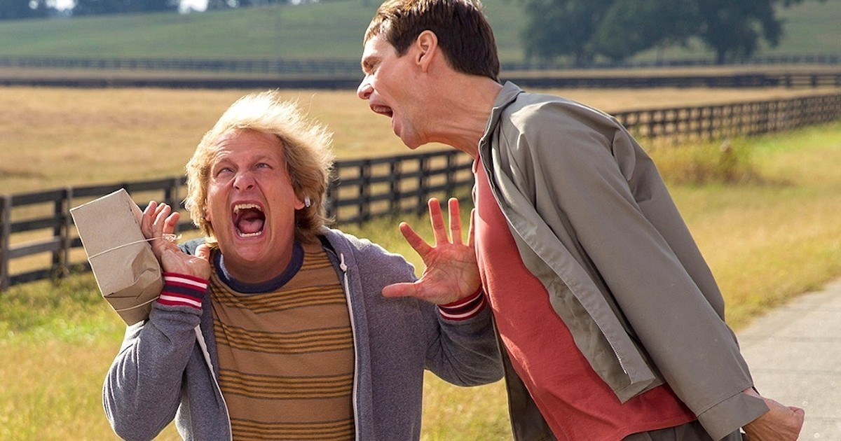Wheels And Deals >> Dumb and Dumber To (2014) Cinema Movie Review