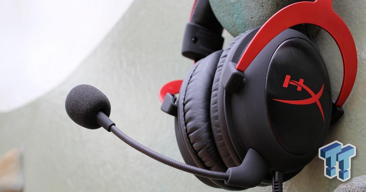 kingston hyperx cloud ii pro gaming headset review. Black Bedroom Furniture Sets. Home Design Ideas