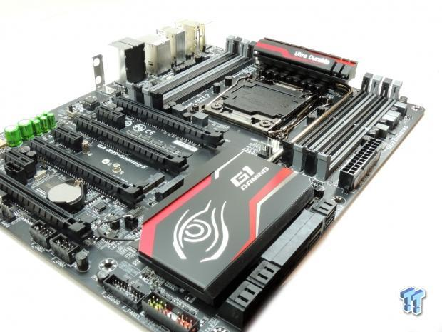 GIGABYTE X99-Gaming 5 (Intel X99) Motherboard Review