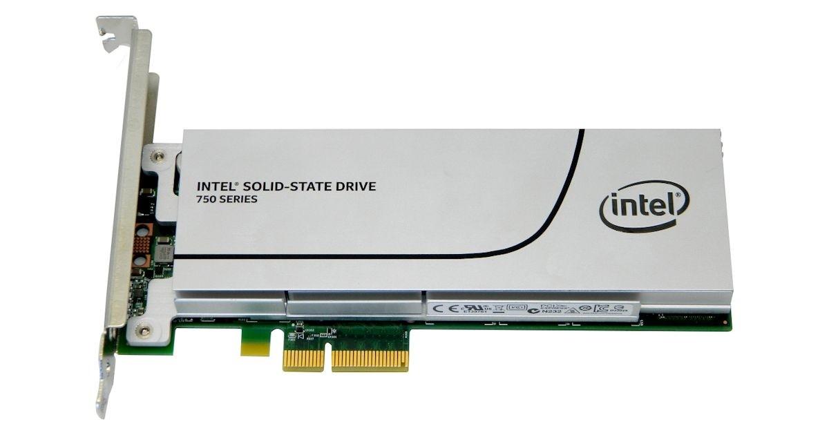 Intel Ssd Pcie Intel 750 1.2tb Nvme Pcie Gen3