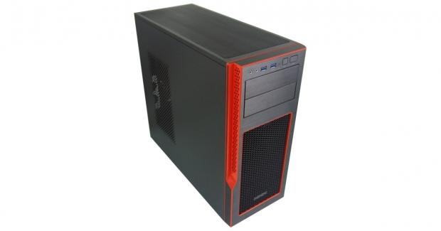 Supermicro Gaming S5 Mid-Tower Chassis Review
