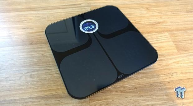Fitbit Aria Wi Fi Smart Weight Scale