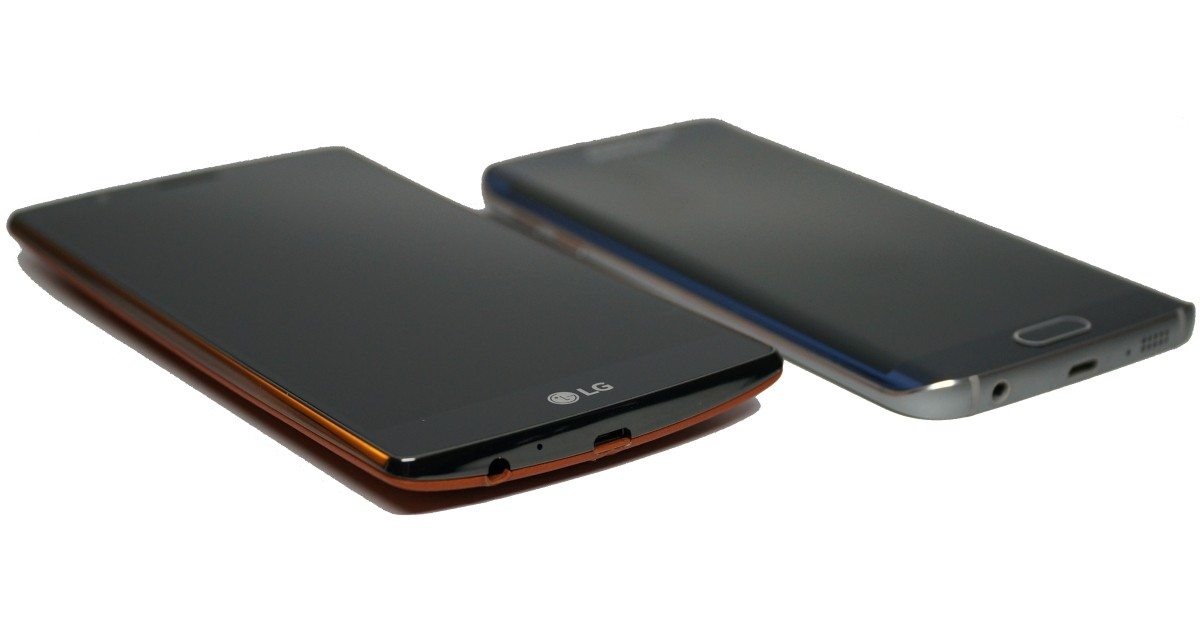 LG G4 vs  Samsung Galaxy S6 edge - The Battle of Android