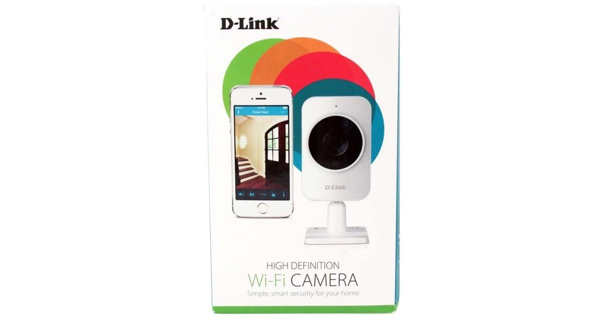 D-Link DCS-935L HD Wi-Fi Camera Review